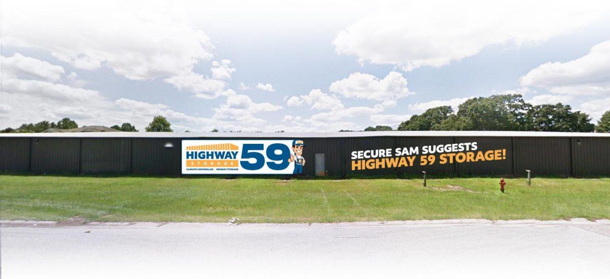 Highway 59 Storage