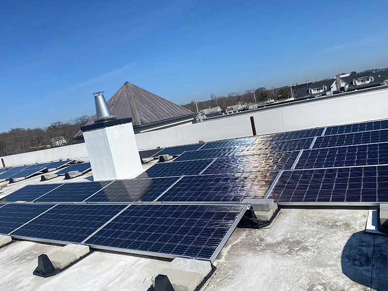Kleban Properties Goes Solar