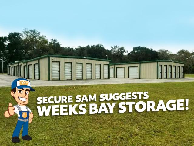 Weeks Bay Storage